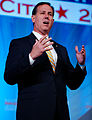 Rick Santorum at Southern Republican Leadership Conference, Oklahoma City, OK May 2015 by Michael Vadon 14.jpg