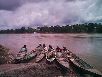 Pachitea River - Image: Rio Pachitea