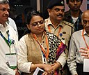 Ritu Karidal at ISRO.jpg