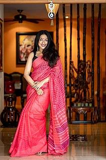 Rituparna Sengupta Indian actress and producer