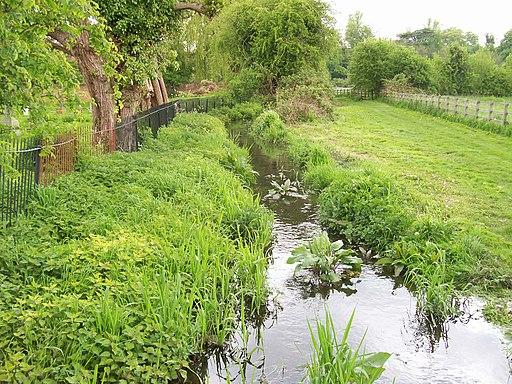 River Misbourne - geograph.org.uk - 1991401