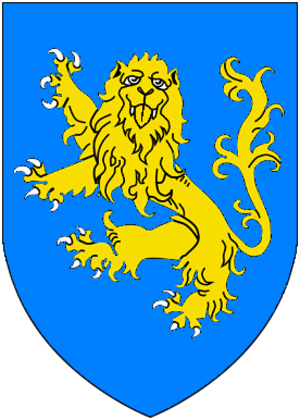 Robert Fitzhamon - Image: Robert Fitz Hamon Attributed Arms