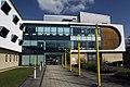 Robert Hook building at Open University Campus in Milton Keynes, spring 2013 (2).JPG