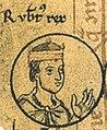 Robert II of France kronika.jpg