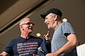 Robert Irvine and Jon Stewart 180422-D-SW162-1649 (26763153897).jpg