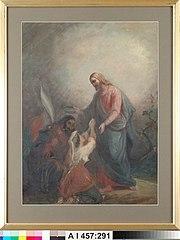 Garibaldi johdattaa Italian Kristuksen siunattavaksi
