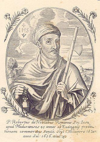 Roberto de Nobili - Roberto de Nobili