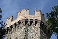 Rocca di Arquata del Tronto - opera in aggetto del torrione.jpg