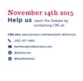 Rocky De La Fuente wants help getting into November 14th, 2015 debate.png