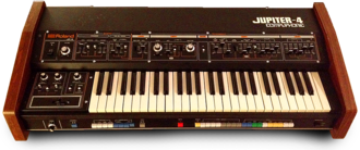 Roland Jupiter-4 - Roland Jupiter-4 Compuphonic