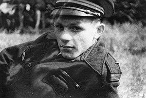 Roland de la Poype - Roland de la Poype in 1940
