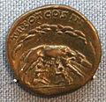 Roma, sesterzio di antonino pio, 140-144.JPG