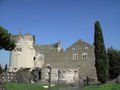 Roma Appia Antica - mausoleo Cecilia Metella.JPG