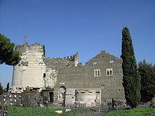 Appian Way - Catacombs
