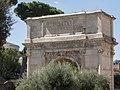 Roman Forum Arch of Titus 2.jpg