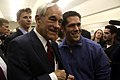 Ron Paul with supporter (6609836315).jpg