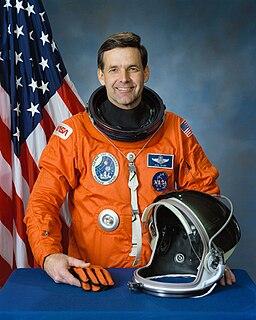 Ronald J. Grabe American astronaut