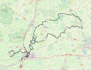 2019 Ronde van Drenthe cycling race