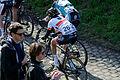 Ronde van Vlaanderen 2015 - Oude Kwaremont (16432382034).jpg