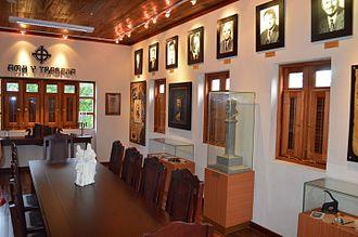 Federico Degetau - Image: Rosacruz room at Federico Degetau House and Museum
