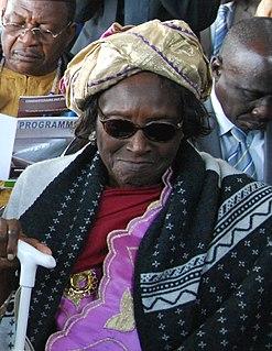 Rosine Vieyra Soglo Beninese politician