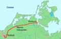 Rostock - Stralsund Karte.png