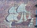 Rostock Stadthafen Speicher Wandbild 2011-09-25.jpg