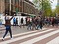 Rotterdam, café Beurs aan de Kruiskade - Feyenoord scoort 2-0 IMG 6759 2017-05-14 14.40.jpg