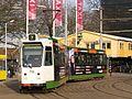 Rotterdam tram RET 716 pic2 Type ZGT-6 made by Düwag Düsseldorf.JPG
