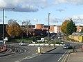 Roundabout in Wealdstone - geograph.org.uk - 2154696.jpg