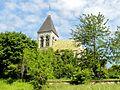 Rousseloy (60), église Saint-Martin, vue depuis le sud 1.jpg