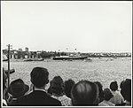 Royal visit 1963 - Departure of the Royal Yatch Britannia (6790604128).jpg