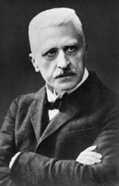 Rudolf Otto, German theologian, philosopher and comparative religionist