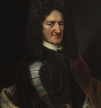 Rudolph Augustus, Duke of Braunschweig-Wolfenbüttel - Image: Rudolph August by Hans Hinrich Rundt