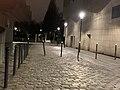 Rue Jean-Renoir (Paris) de nuit.jpg