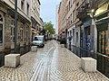 Rue Victor Fort (Lyon) vue (mai 2019).jpg
