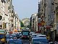 Rue du Faubourg-Saint-Martin, Paris 23 August 2006.jpg
