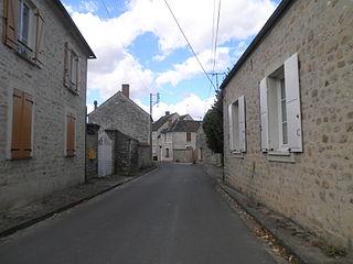 Noisy-sur-École Commune in Île-de-France, France