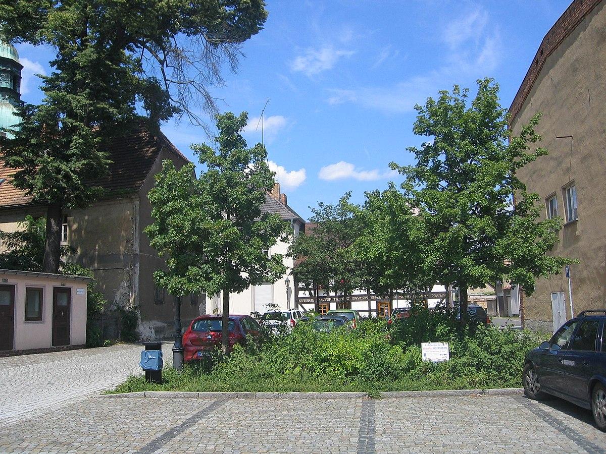 Brauhausplatz (Ruhland) – Wikipedia