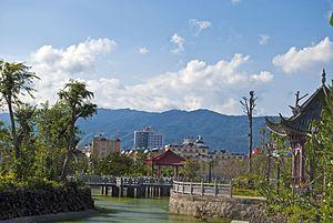 Ruili - Image: Ruili City, Yunnan, China