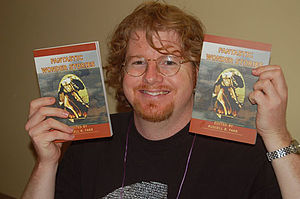 Russell B. Farr - Image: Russell B. Farr Swancon 2007