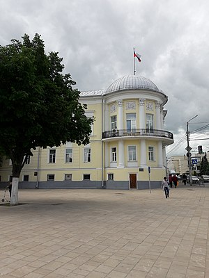 Ryazan - Pochtovaia street