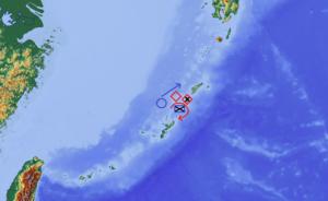Invasion of Ryukyu - Image: Ryukyu Invasion Phase 3