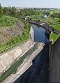 Rzeka Strzegomka przy tamie w Dobromierzu - panoramio.jpg