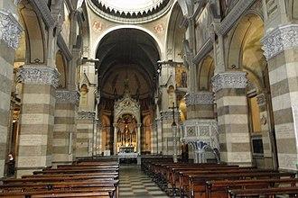 San Dalmazzo, Turin - Image: S.Dalmazzo TO Nav. cent.le
