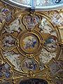 S. martino, passetto, affrerschi di massimo stanzione (1644) e angeli di paolo de matteis (1650-1700 ca.).JPG