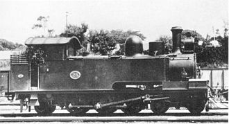 1901 in South Africa - SAR Class C1