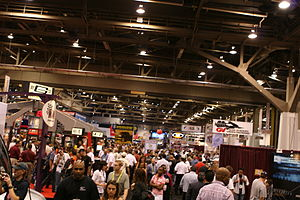 SEMA Show 2005, Las Vegas Convention Center