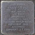 SG Stolperstein - Wuppertaler Straße 36 - Jenny Stucke DSC 6866.jpg