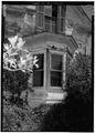 SOUTH SIDE, DETAIL OF BAY WINDOW - Steele Brothers Dairies, Ramsey-Steele House, Pescadero, San Mateo County, CA HABS CAL,41-PESC.V,2-D-3.tif